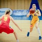 11.10.2014 - Basket Gdynia - Ślęza Wrocław