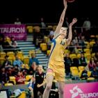 26.10.2014 - Basket Gdynia - Pszczółka AZS UMCS Lublin