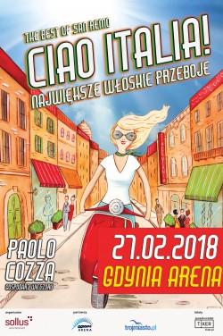 poprawka - ciao italia - gdynia arena