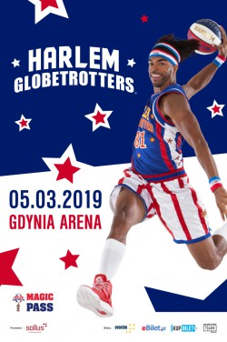 Harlem Globetrotters_plakat