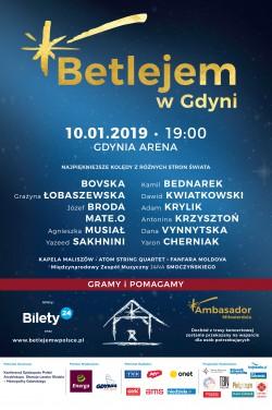 Betlejem plakat a3 Gdynia