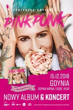 plakat Agnieszka Chylińska